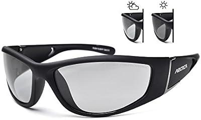 fotocromáticas & deporte gafas de sol polarizadas ARCTICA s-201F UV400para Hombres y Mujeres.