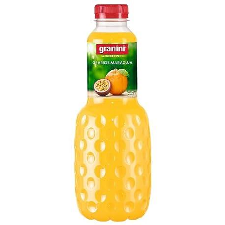 granini Naranja de fruta de la pasi n 6 pack 6 x Botella de 1 L