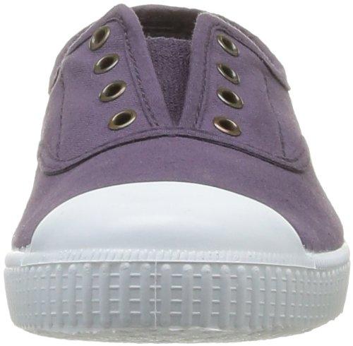 victoria - Inglesa Elastico Tenido Punt, Sneakers da donna Viola (Violet (Morado))