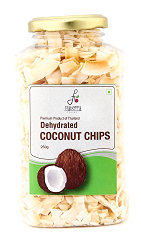 Flyberry Dried Coconut Chips