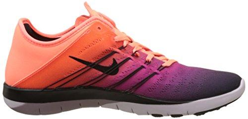 Nike 849804-800 Damen Turnschuhe Orange (Leuchtendes Mango/Bleached Lila/Purple Smoke/Schwarz)