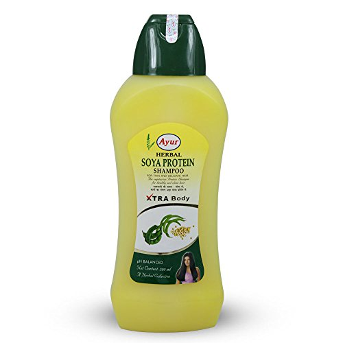 Unisex-Herbal Soja Protein Shampoo 500 ml