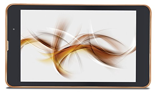 iBall Slide Nimble 4GF Tablet (8 inch, 16GB, Wi-Fi + 4G LTE + Voice Calling), Rose Gold