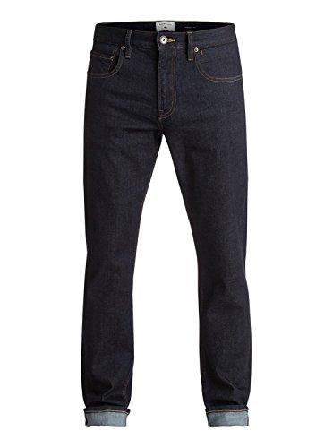 Quiksilver Revolver Rinse - Straight Fit Jeans for Men - Männer (Quiksilver Revolver)