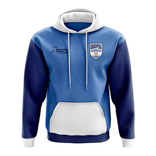 Airo Sportswear Argentina Concept Country Football Hoody (Sky)