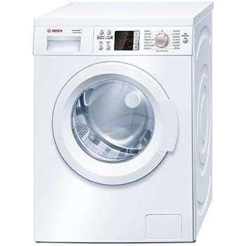Bosch WAQ28440 Waschvollautomat / A+++B / 7 kg / 1400 UpM / weiß / Kurzprogramm / AquaStop