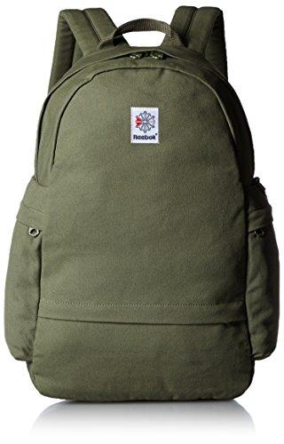 Reebook CL FO JWF Backpack - Mochila unisex, color verde, talla única