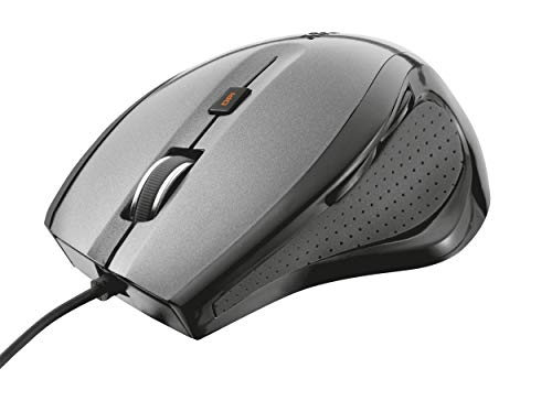 Trust MaxTrack Mouse 6 tasti con tecnologia BlueSpot, 1000 DPI