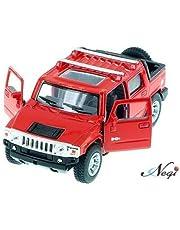 Negi Kinsmart Car 1:40 2005 Hummer H2 SUT Car Open Door Car Metal Car Die-Cast Car Pull Back Car