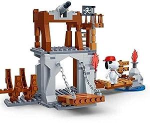 BanBao 7518 Juego de construcción Juguete de construcción - Juguetes de construcción (Juego de construcción,, 4 año(s), 262 Pieza(s), Dibujos Animados, Niño/niña)