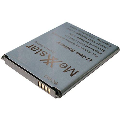 MEXX Star Premium Batería para Samsung Galaxy S3/S3Neo (i9300/I9301) EB-L1G6LLU/2400mAh–de ion de litio
