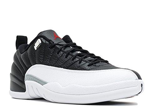 AIR JORDAN 12 RETRO LOW 'PLAYOFF' - 308317-004 - 8.5 - US Size (Air Jordans Retro Size 12)