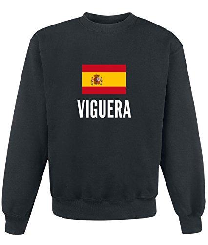 Felpa Viguera city Black
