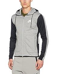 Nike M Nsw Av15 Hoodie Fz Flc Veste pour homme