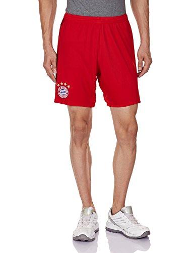 Adidas, Pantaloni corti sportivi FC Bayern, Rosso, L