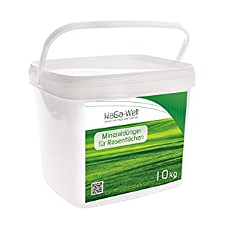 Mineraldünger für Rasenflächen Rasendünger NPK-Dünger Dünger Düngemittel 10kg