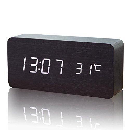 Dong Reloj Despertador Creativo LED Reloj electrónico Luminoso ...
