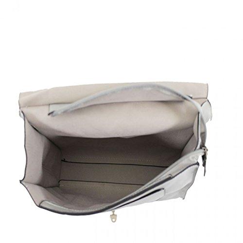 LeahWard Damen Cross Body Flap Handtaschen Hochwertige Kunstleder Schulter über Körper Tasche für Frauen 1001 Rosa H24cm x W22cm x D8cm