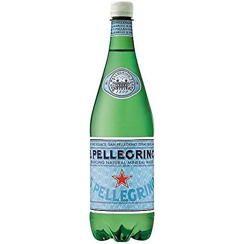 San Pellegrino Sparkling Agua Mineral 6 x 1L