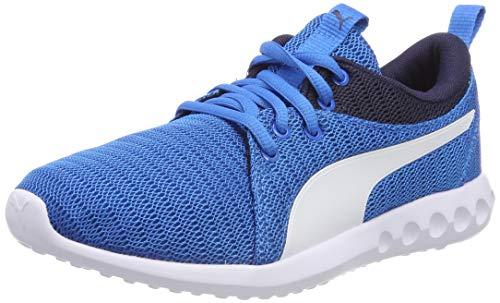 arson 2 Jr Sneaker,Blau (Indigo Bunting-Puma White), 35.5 EU ()