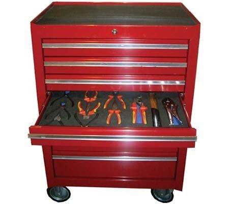 4060 BGS Werkstattwagen BGS 2001, komplett mit 243 Werkzeugen