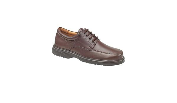 aa89f1c772 Amblers Bradbury Featherlight Mens Shoe Brown 14  Amazon.co.uk  Shoes   Bags