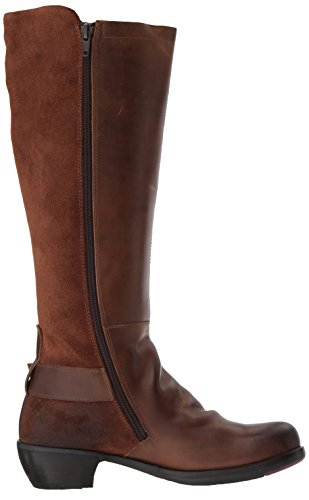 Fly London Miss141fly, Stivali da Equitazione Donna Marrone (Camel)