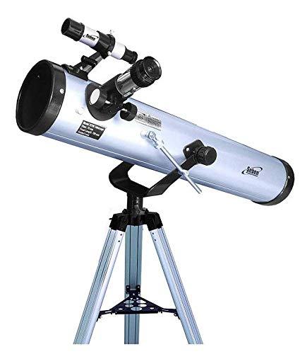 ML 900-76 Eq2 Telescopio Reflector Big Pack