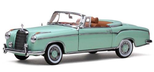 sunstar-909-h3554-1958-mercedez-benz-220se-convertible-green