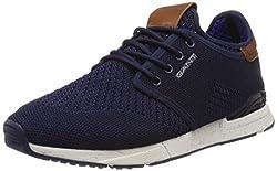 GANT Footwear Herren Atlanta Sneaker, Blau (Marine G69), 43 EU