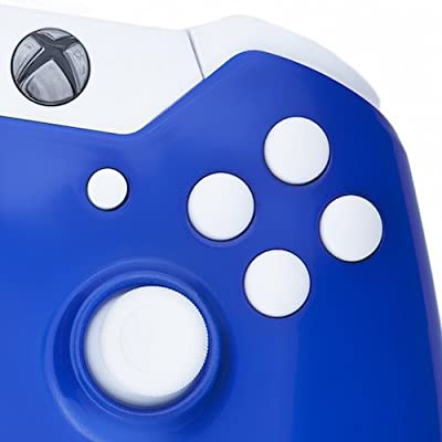 Xbox One Custom Controller - Royal Blue & White
