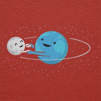 TEXLAB - Around me - Herren T-Shirt Rot