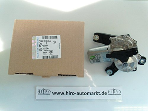 Preisvergleich Produktbild Wischermotor Opel Heckwischer Opel Meriva A Corsa C Astra G Caravan 1273050 NEU !