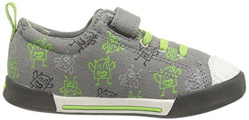 KEEN Kinder Sneaker Encanto Finley Low Blau Gargoyle Monsters