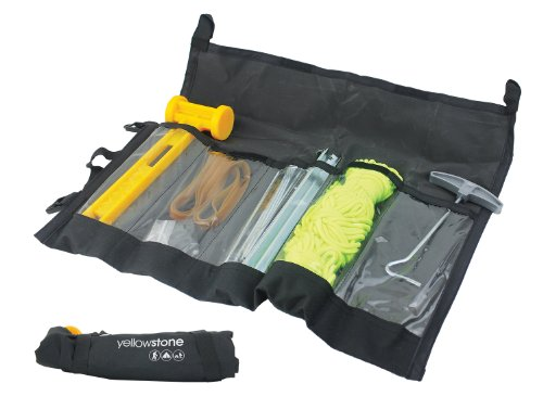 Yellowstone Camping Accessory Kit - Multi-Colour