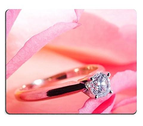 luxlady Gaming Mousepad Möglichkeit, ein Diamant Ring