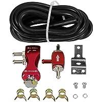 Kits de refuerzo de controlador de refuerzo de impulso manual de vehículo de válvula manual turbo universal ajustable aptos para la mayoría de los autos