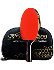 Caleson Profesional Raqueta De Tenis De Mesa. Avanzado. Raqueta De Tenis Ping Pong Paddle