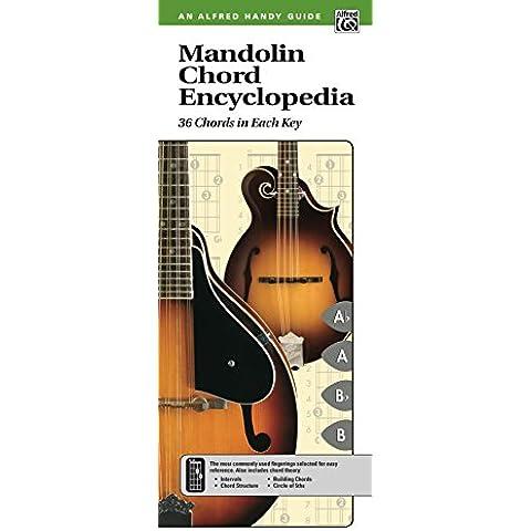 Mandolin Chord Encyclopedia (2nd Edition): 36 Chords in Each Key