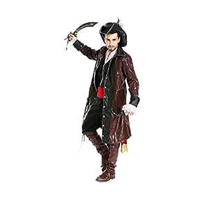 Herrenkostüm - Fluch der Karibik - Pirat 4, Größe:M