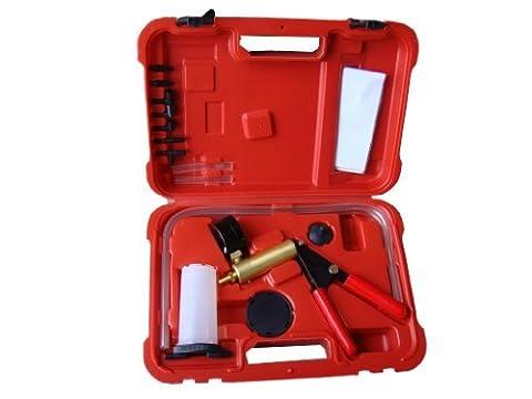Hand Held Tester sangrador ensemble de frein kit purge de saignement sous vide de la pompe de la voiture de