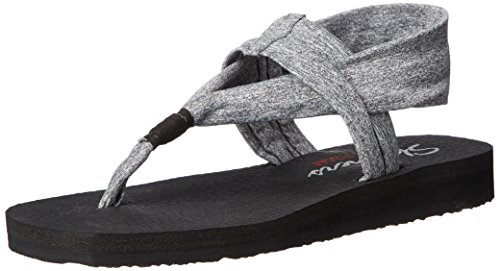 skechers-cali-womens-meditaion-studio-kicks-slingback-flip-flop-grey-11-m-us
