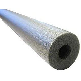 Armacell Tubolit DG (TL-10/09-2) Polyethylene Foam Pipe Insulation, 9mm wall, suits 10mm Diameter Pipe, 2 metre length - Ideal for Domestic Heating and Plumbing