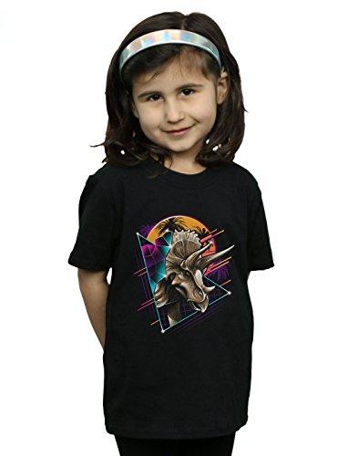 Vincent Trinidad Girls Rad Triceratops T-Shirt
