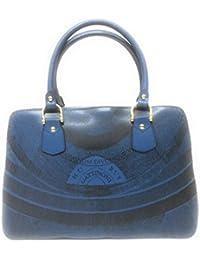 Gattinoni - Bolso al hombro para mujer azul turquesa