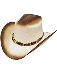 Amazon.co.uk  Modestone - Cowboy Hats   Hats   Caps  Clothing c8fa8e7b0fea