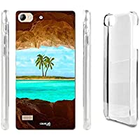 CASELABDESIGNS COVER CASE CRYSTAL GROTTA ISOLA PER
