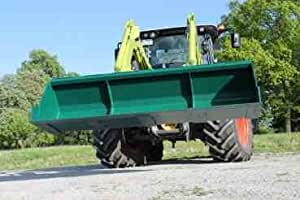 Frontladerschaufel Industrie-Ausführung 1750 mm Arbeitsbreite