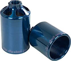 Ethic Dtc Steel Stunt Scooter Pegs, Blue