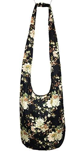 NiNE CiF Borsa da spiaggia, floral 1055 (multicolore) - 026# floral 721